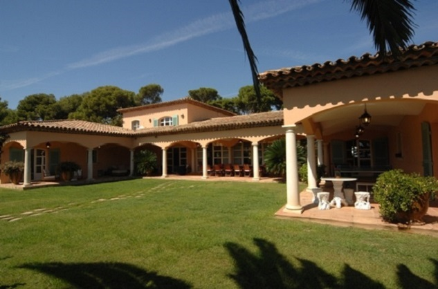 Imagem 1 The most luxurious villa in Saint Tropez The most luxurious villa in Saint Tropez Imagem 1