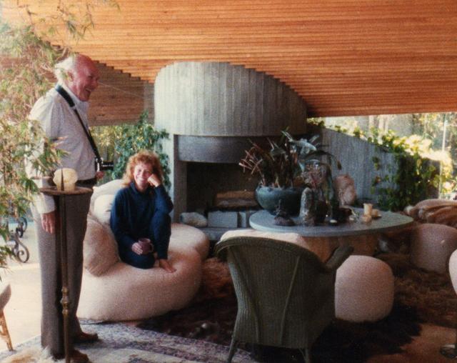 Segel Home Segel House By John Lautner Segel House By John Lautner JLBeyerSigal048