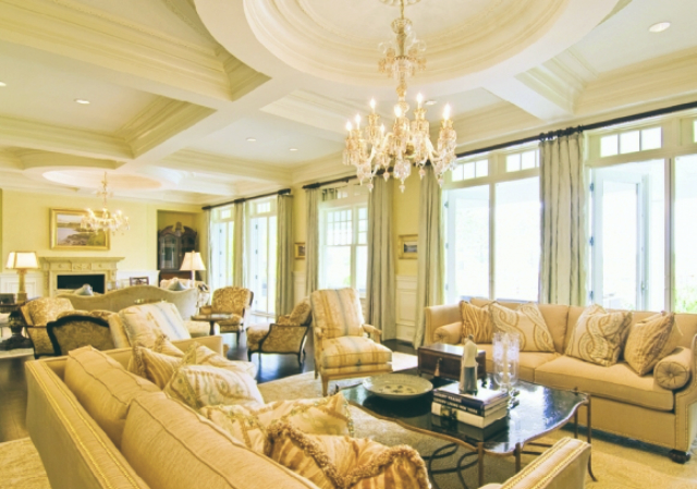 beyonce living room beyonce and z hampton s home los angeles homes 10658