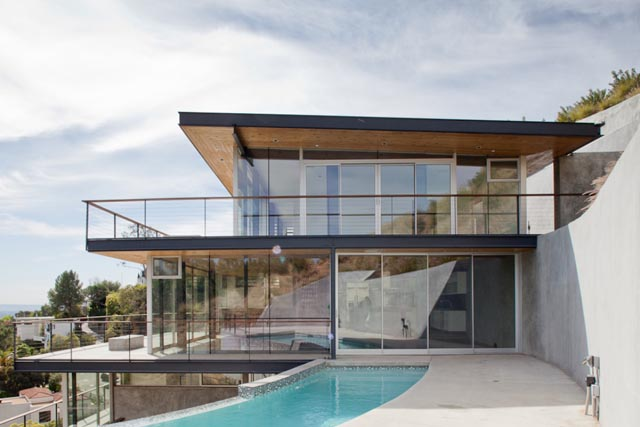 Earth House by Francois Perrin / Air Architecture