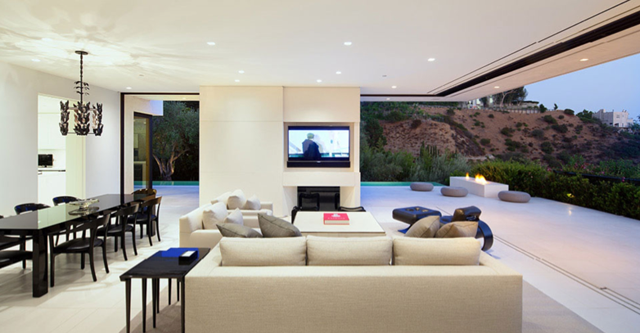 Hollywood Overlook by Rios Clementi Hale Studios