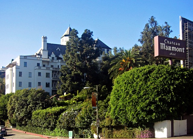 ChateauMarmont_01 Best Hotels in Los Angeles Best Hotels in Los Angeles ChateauMarmont 01 640x462