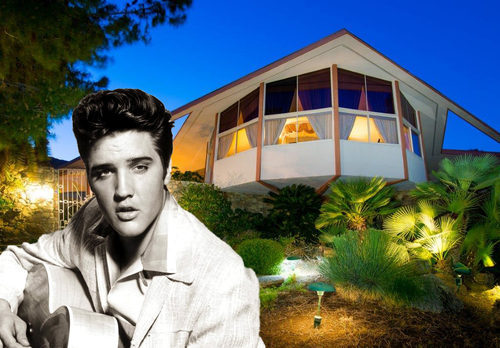 Elvis's Palm Springs House of Tomorrow Asking $9.5 Million