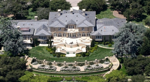 Billionaire homes for Billionaire homes in usa