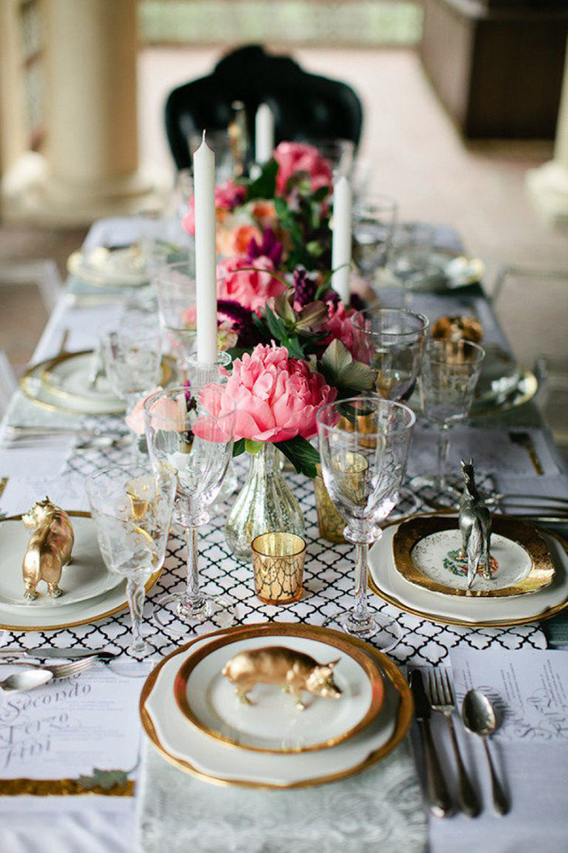 Decorate your Thanksgiving table with style   Los Angeles ...