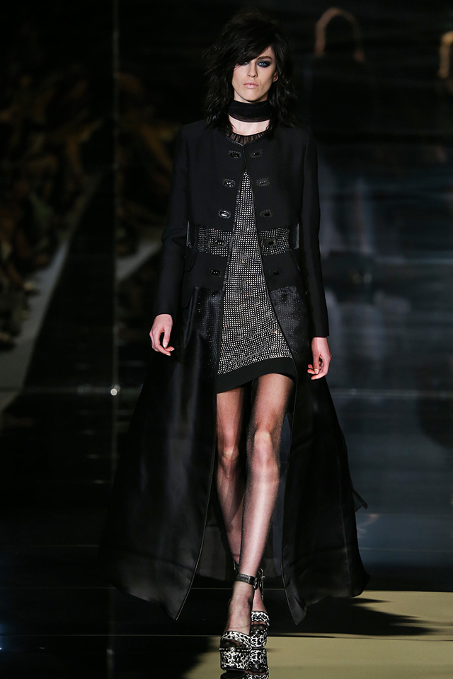 TOM FORD Fashion Trend :  soft faux fur  New York Fashion Week Trends in Your Home New York Fashion Week Trends in Your Home NYFashion for home