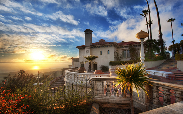 Weekend Escape Los Angeles Hearst_castle hearst-castle-california