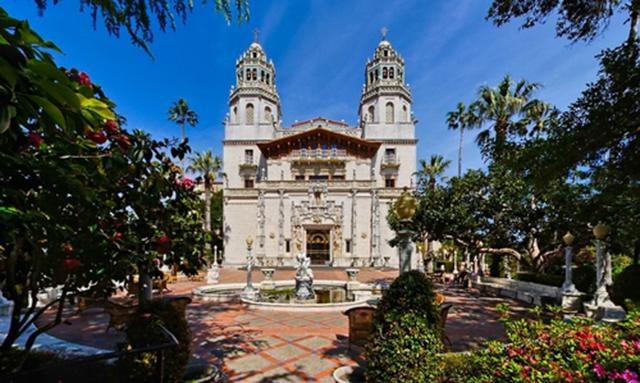 Weekend Escape Los Angeles Hearst_castle1