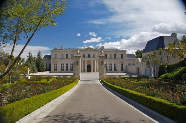 FRENCH MANSION  is Los Angeles MOST EXPENSIVE HOME