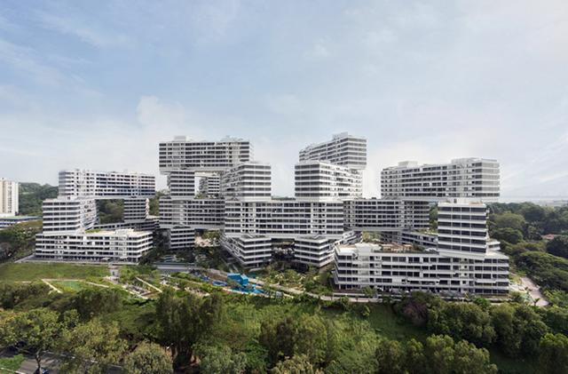 1. 10 Best Housing Projects of 2014_OMA_Ole_Scheeren 10 Best Housing Projects of 2014 10 Best Housing Projects of 2014 1