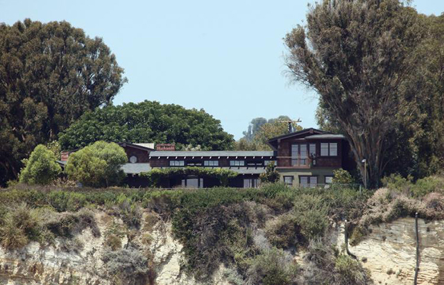 13. Julia Roberts (Malibu) celebrity homes The 50 most stunning celebrity homes in Los Angeles 13