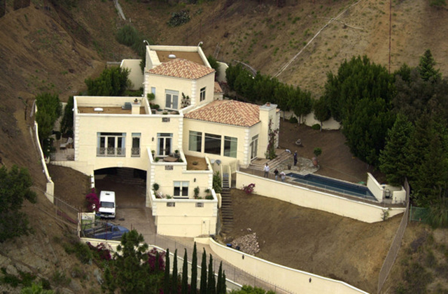 22. Britney Spears (Hollywood Hills) celebrity homes The 50 most stunning celebrity homes in Los Angeles 22