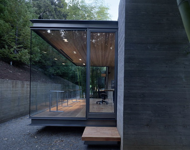 3 TEA HOUSES IN CALIFORNIA BY SWATT MIERS ARCHITECTS