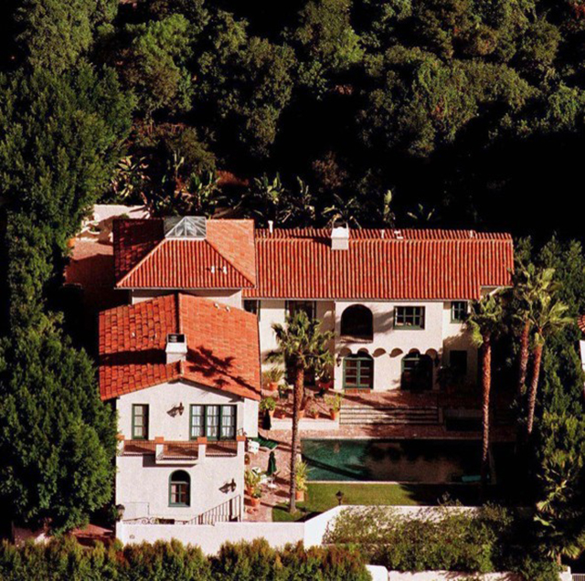 32. Jean-Claude Van Damme (Hollywood) celebrity homes The 50 most stunning celebrity homes in Los Angeles 32