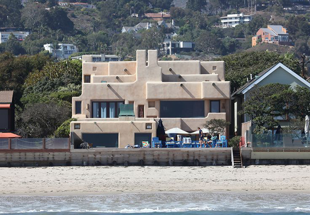 44. Sting (Malibu, CA) celebrity homes The 50 most stunning celebrity homes in Los Angeles 44