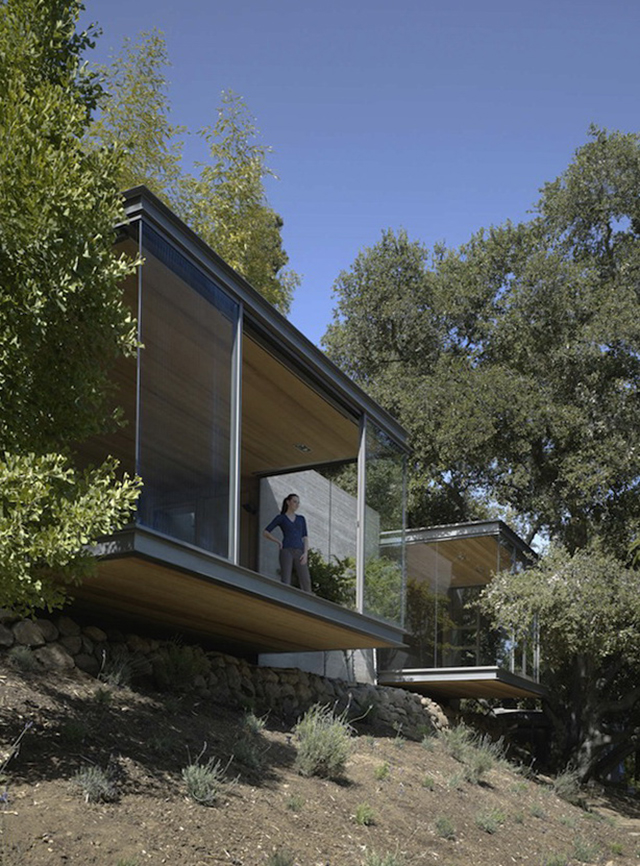 4TEA HOUSES IN CALIFORNIA BY SWATT MIERS ARCHITECTS