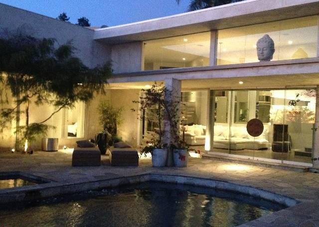 6. Charlize Theron (LA, CA) celebrity homes The 50 most stunning celebrity homes in Los Angeles 6