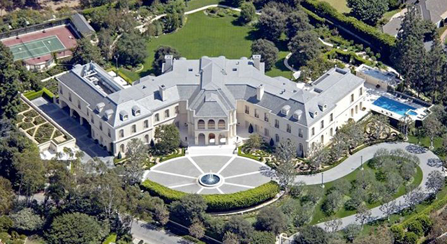 7 FRENCH MANSION is Los Angeles MOST EXPENSIVE HOME