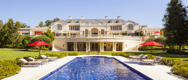 Most expensive homes in los angeles los angeles homes for Most expensive houses in california