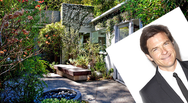 Jason Bateman former Midcentury Los Angeles Home