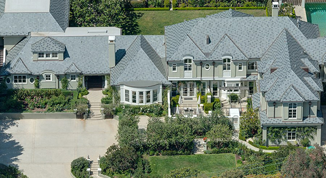 01.Brentwood Palatial Home in Los Angeles