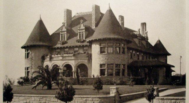 Los Angeles' lost historical gems in West Adams District Los Angeles' lost historical gems in West Adams District Frederick Rindge House 1910
