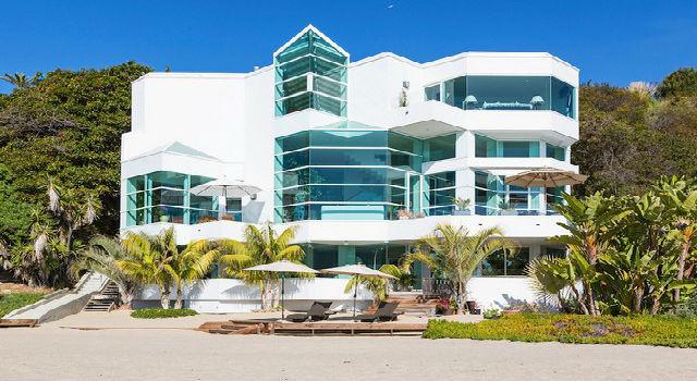 Luxurious Paradise Cove Beach house in Malibu