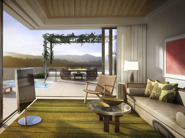 LUXURY HOTELS IN LOS ANGELES 10