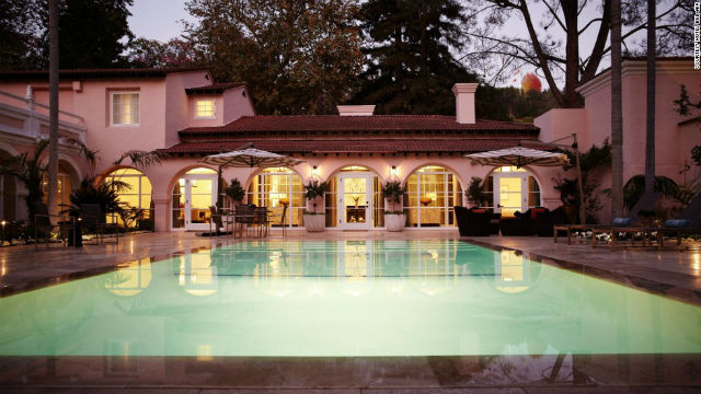 LUXURY HOTELS IN LOS ANGELES 1