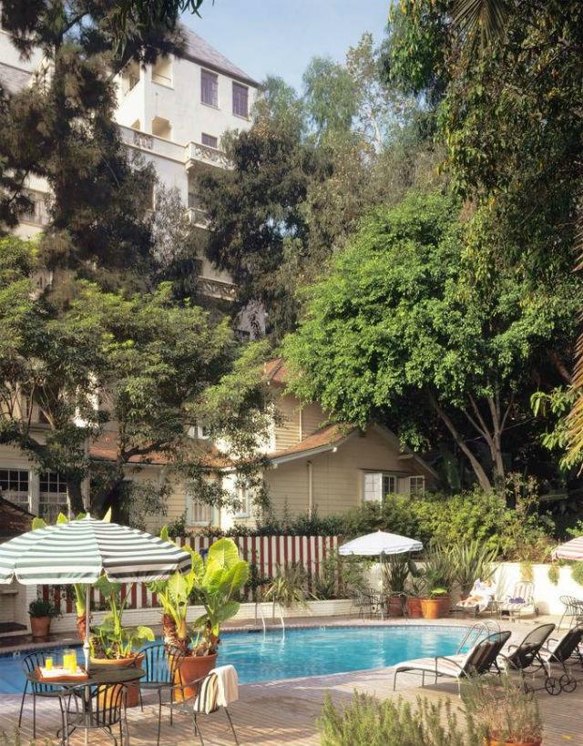 LUXURY HOTELS IN LOS ANGELES 17