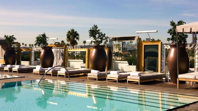 LUXURY HOTELS IN LOS ANGELES 2