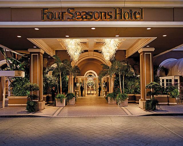 LUXURY HOTELS IN LOS ANGELES 25