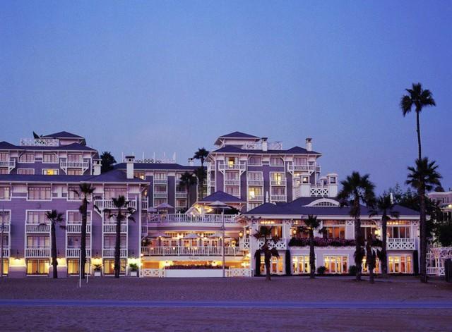 LUXURY HOTELS IN LOS ANGELES 7