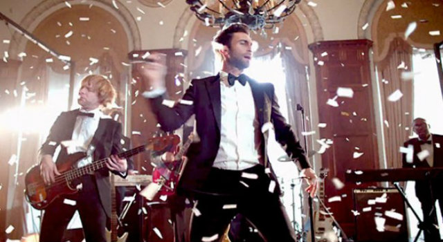 Maroon 5: wedding crashers for a day (and a video) Maroon 5: wedding crashers for a day (and a video) Mar5 COVER1