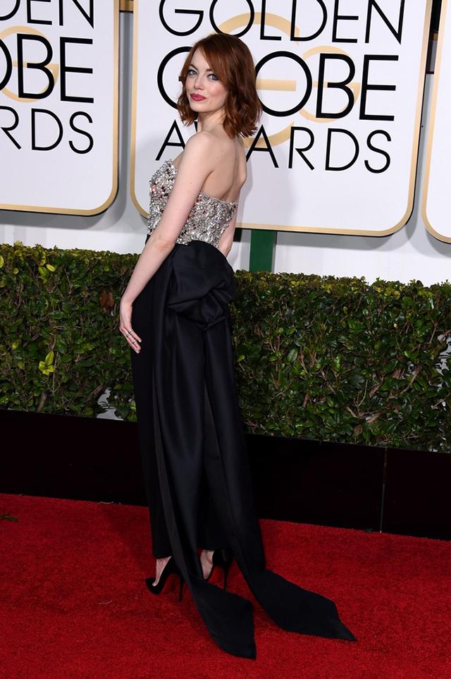 2015-golden-globes-style-5 Golden Globe 2015 Style Golden Globe 2015 Style best dresses of 2015 golden globes 5
