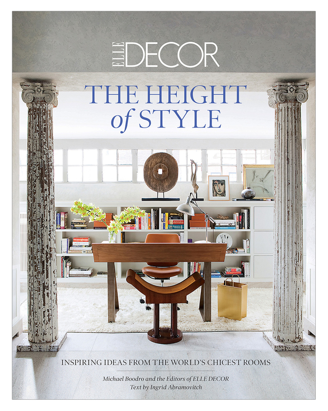 ELLE Decor Book The Height of Style Los Angeles Homes