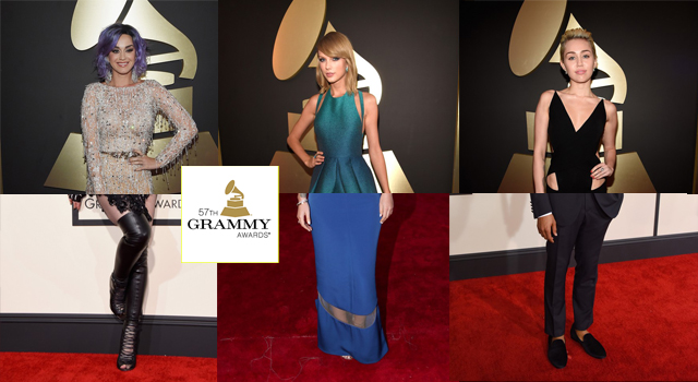 The 2015 Grammy Awards: Red Carpet