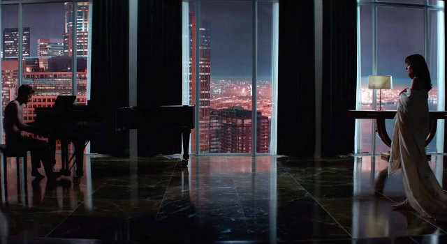 Virtual tour inside Christian Grey's Apartment - Part II Virtual tour inside Christian Grey's Apartment – Part II Virtual Tour inside Christian Greys Apartment Part II 39