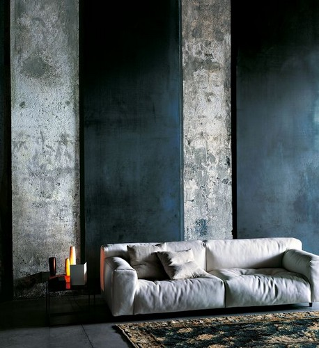 Top 25 contemporary sofas for a great room los angeles for Living divani softwall