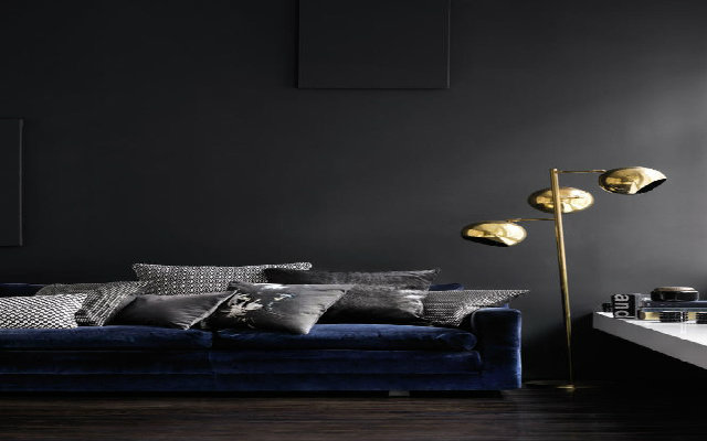 Top-50-modern-floor-lamps-grey-with-navy-and-brass Top 25 Floor Lamps for your dining room Top 25 Floor Lamps for your dining room Top 50 modern floor lamps grey with navy and brass