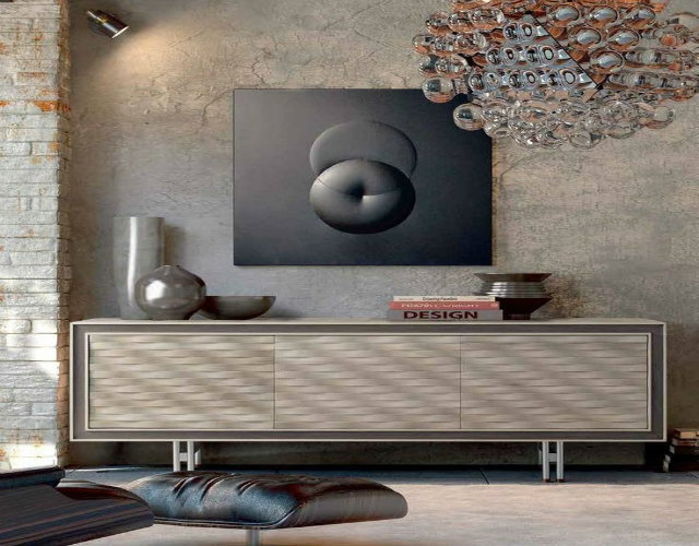 30TOP-50-MODERN-SIDEBOARDS-Wooden-with-doors-A-612-by-Dale-Italia Top 25 mid century modern sideboards for a family room Top 25 mid century modern sideboards for a family room 30TOP 50 MODERN SIDEBOARDS Wooden with doors A 612 by Dale Italia
