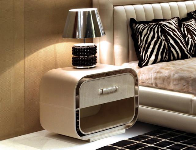 Modern-Beige-Bedside Top 20 modern design nightstands for a luxury bedroom Top 20 modern design nightstands for a luxury bedroom Modern Beige Bedside