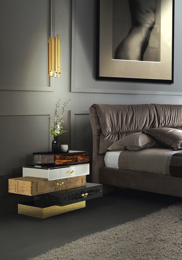 frank-nighstand Top 20 modern design nightstands for a luxury bedroom Top 20 modern design nightstands for a luxury bedroom frank nighstand