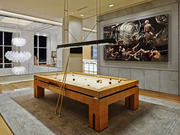 10 Modern Playing Tables for Gaming Rooms Modern Playing Tables for Gaming Rooms 101