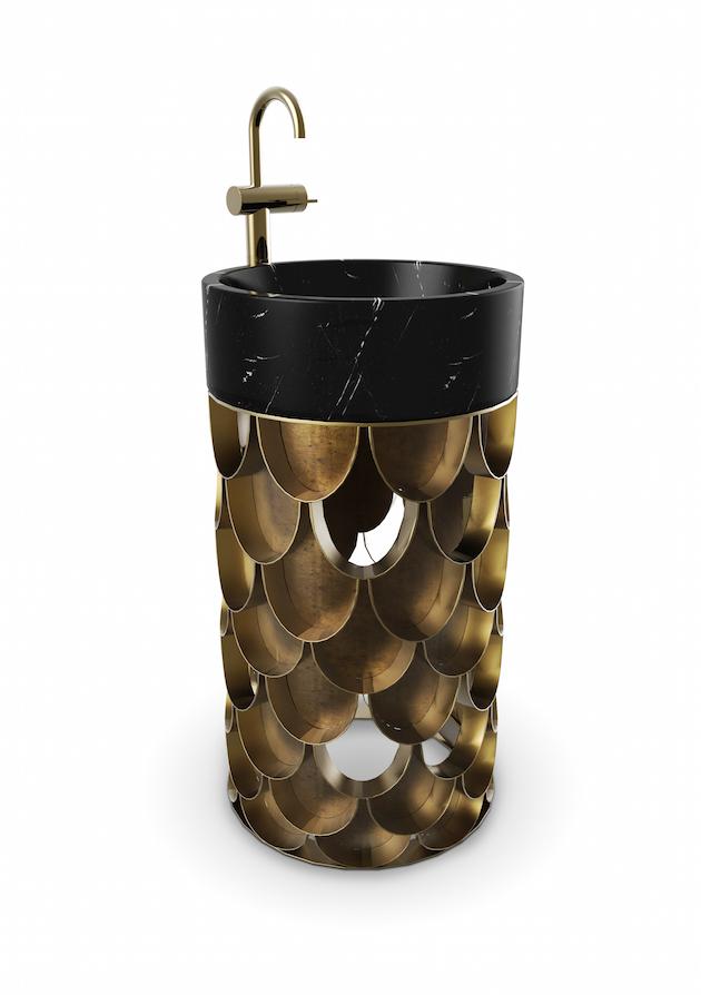 7 Top 15 Freestandings for Luxury Bathrooms Top 15 Freestandings for Luxury Bathrooms 7