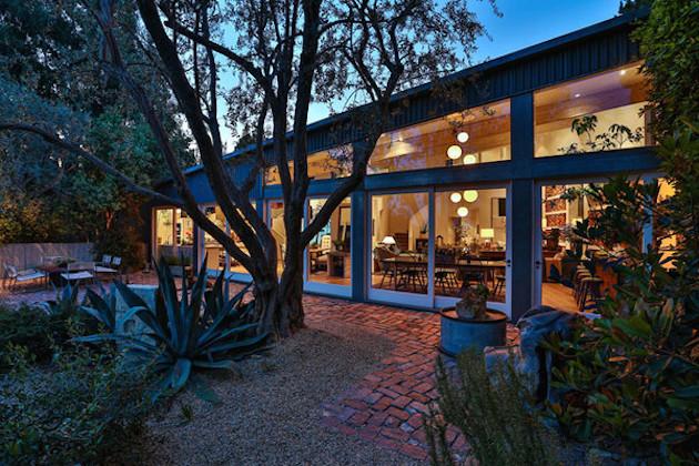 Patrick Dempsey's Malibu Home11 Patrick Dempsey's Malibu Home Patrick Dempsey's Malibu Home Patrick Dempseys Malibu Home11