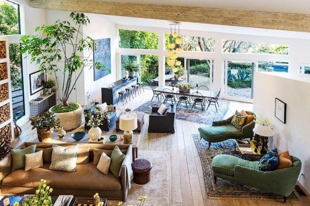 Patrick Dempsey's Malibu Home2 Patrick Dempsey's Malibu Home Patrick Dempsey's Malibu Home Patrick Dempseys Malibu Home2