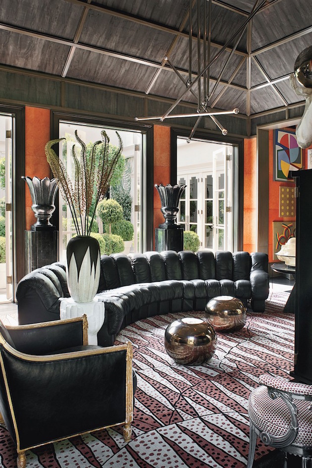modern sofa kelly wearstler best modern sofas for your la home Best modern sofas for your LA home modern sofa kelly wearstler