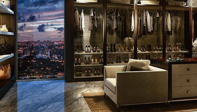 luxury homes Top 15 Modern Closets for Luxury Homes top 15 modern closets for luxury homes