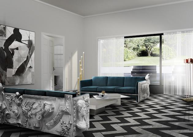 versailles-blue best modern sofas for your la home Best modern sofas for your LA home versailles blue
